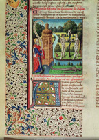 Augustine, City of God, manuscript page